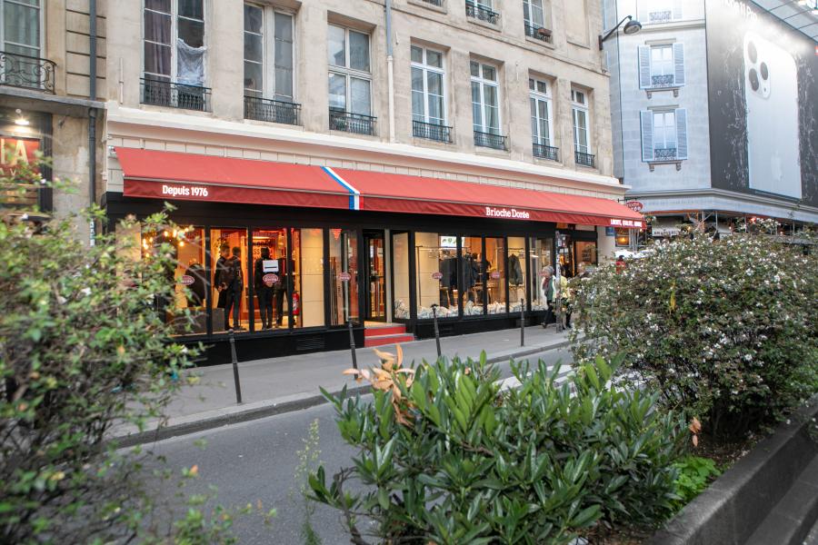 BD - Inauguration Nouveau Concept Verrerie - Paris